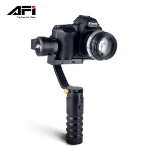 3-Axis brushless Professional Video Hand-held Motorized Gimbals għal DSLR Camera AFI VS-3SD PRO